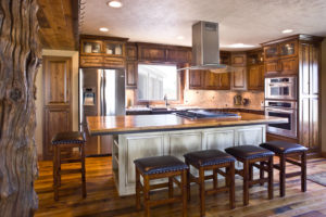 Deffenbaugh Homes Custom Home Kitchen