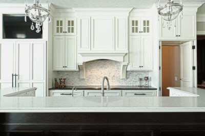 Custom Home Kitchen