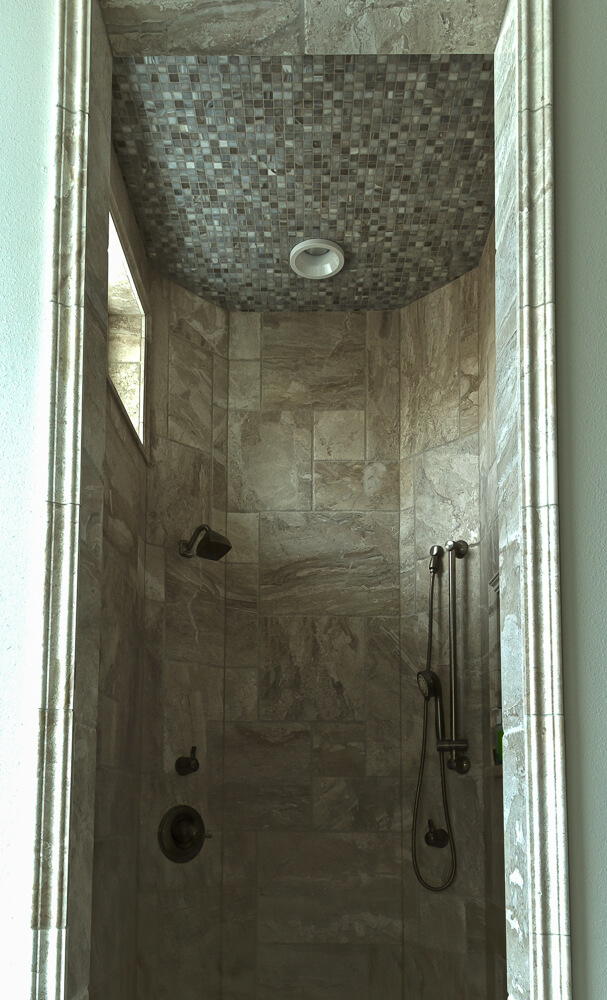 Custom Home Bathrooms